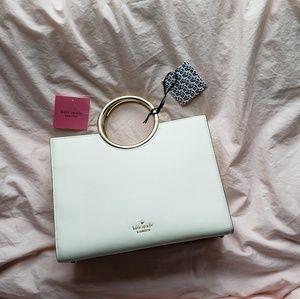 NWT Kate Spade White Rock Road Sam Handbag